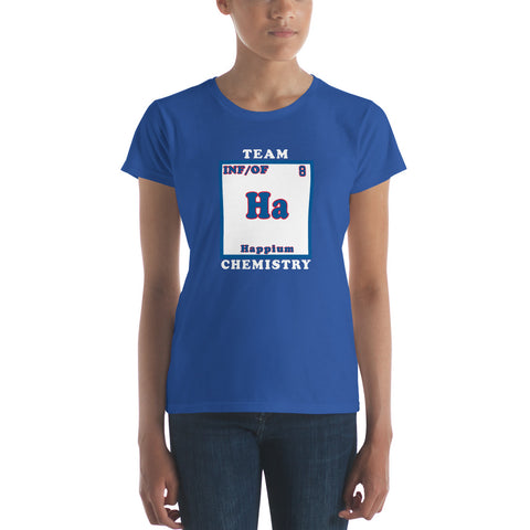 Chemistry Ha Women's T-shirt