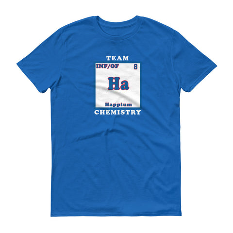 Chemistry Ha Unisex/Men's T-Shirt