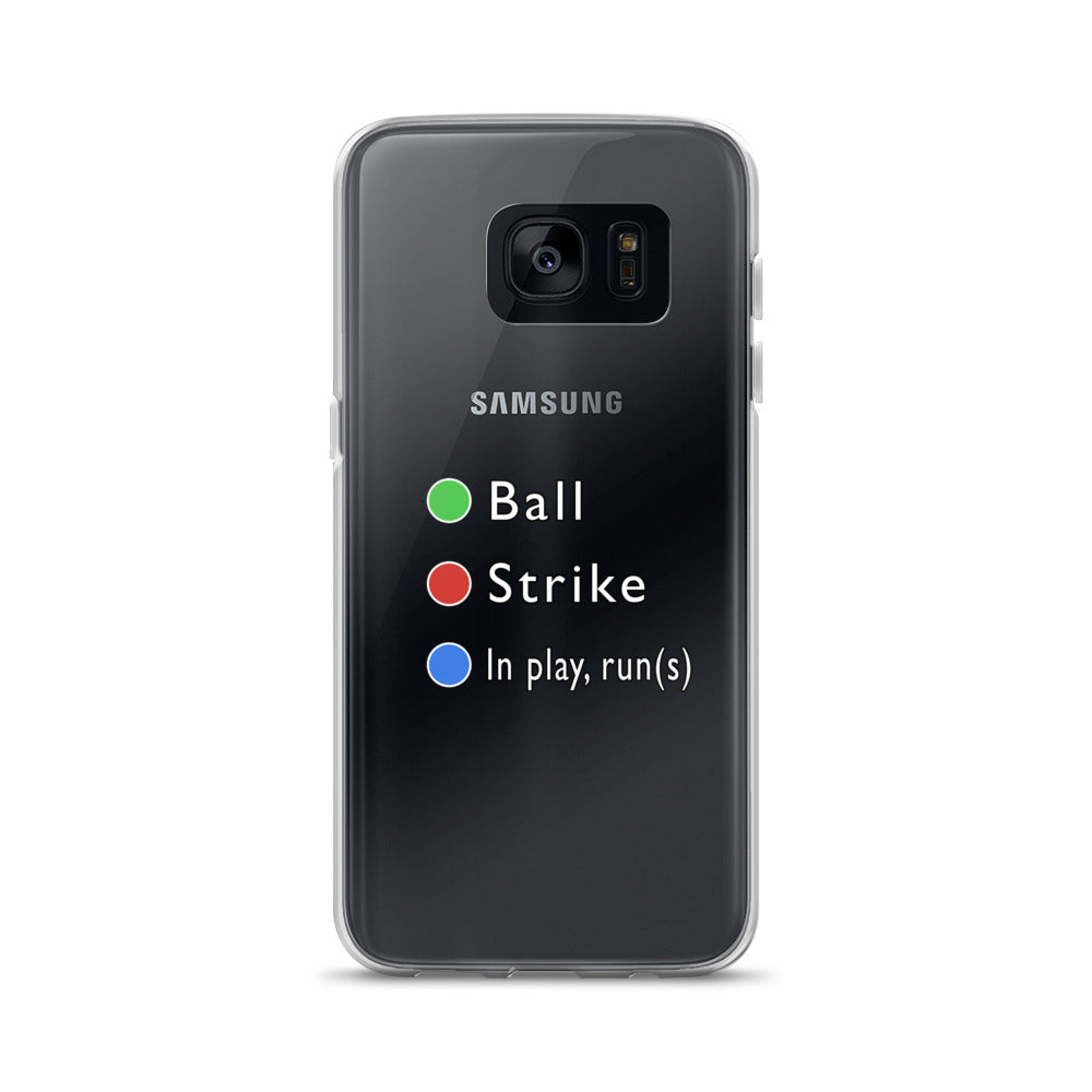 In Play(Runs) Samsung Case