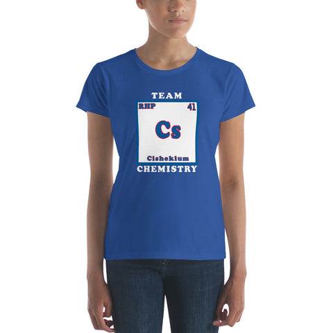 Chemistry Cs Women's T-shirt
