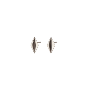 Golden Fin Studs - Gillian Steinhardt Jewelry