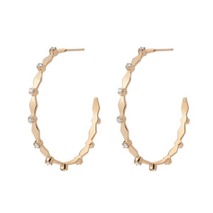 Medium Harlequin Hoops - Gillian Steinhardt Jewelry