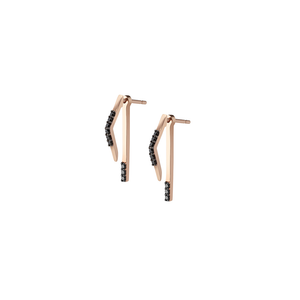 Small Border Earrings - Gillian Steinhardt Jewelry
