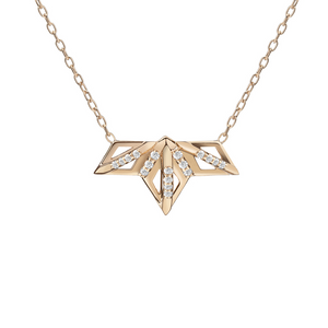 Queen P Necklace - Gillian Steinhardt Jewelry