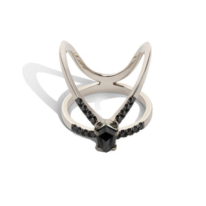 Grazie Ring No. 5 - Gillian Steinhardt Jewelry