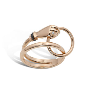 WRAPAROUNDME Ring - Gillian Steinhardt Jewelry