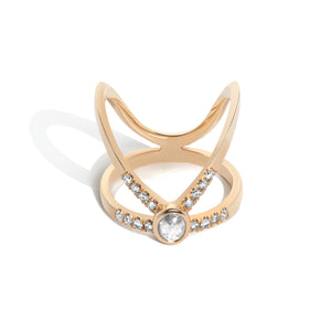 Grazie Ring No. 2 - Gillian Steinhardt Jewelry