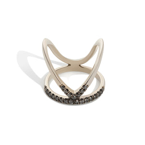 Grazie Ring No. 3 - Gillian Steinhardt Jewelry