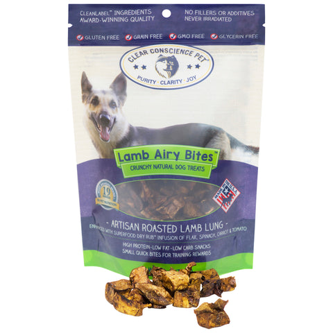 Lamb Airy Bites™ – 2.8oz
