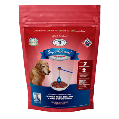SuperGravy® Barkinara™ 7-Day Trial Pack