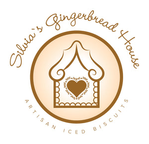 Silvia`s Gingerbread House