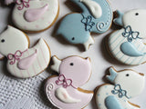 10 Duckie Baby Shower Cookies
