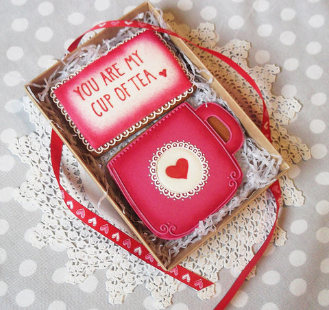 You are my cup of tea gift box - can be personalised