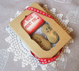 I am nuts about you gift box - can be personalised