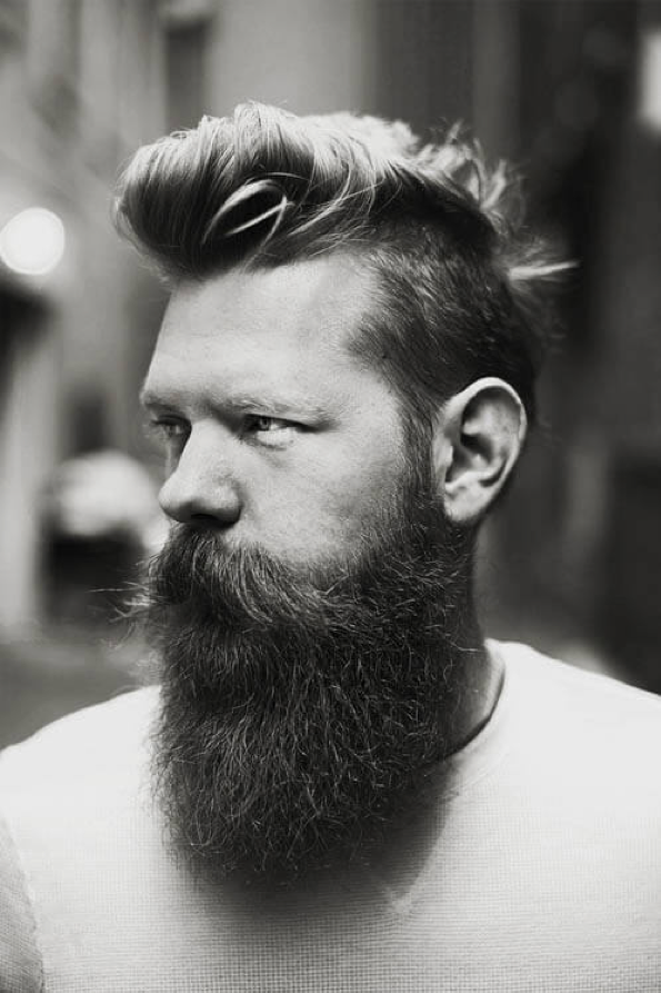 5 Beard Styles we liked this year