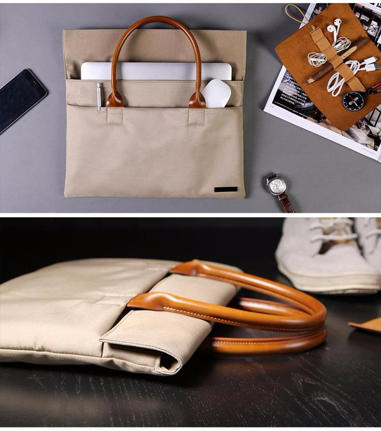 "Elegant Handbag for iPad Pro and MacBook ""12"