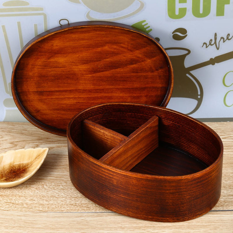 Handmade Wooden Lunchbox