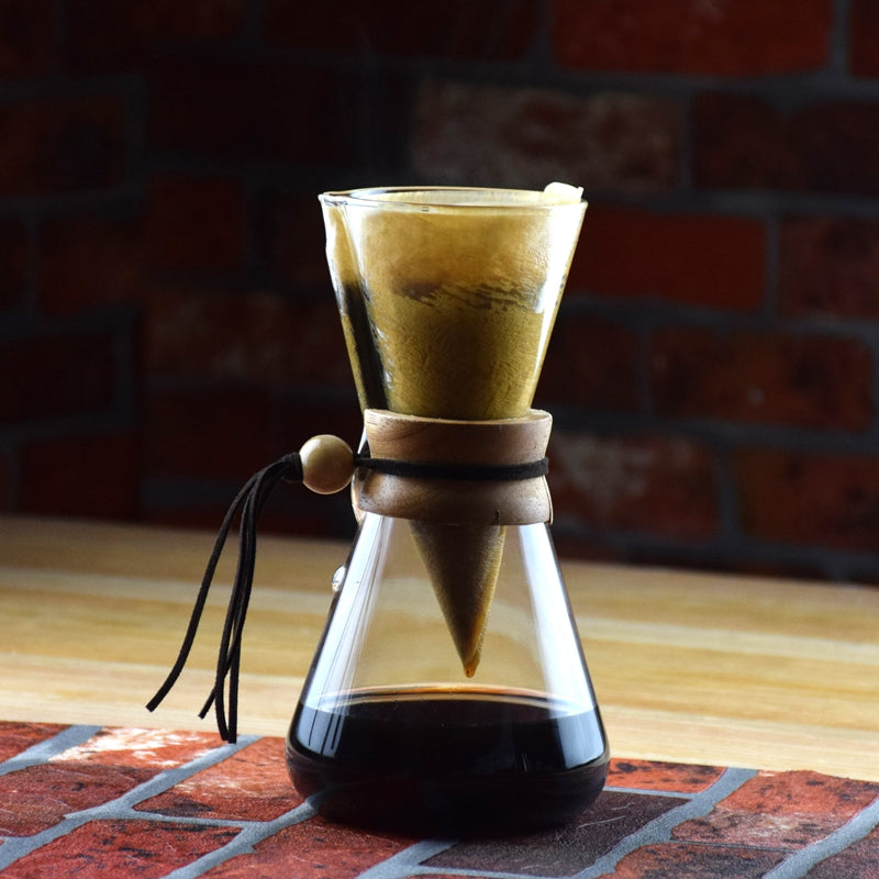 Infusion/Drip Coffee Brewer