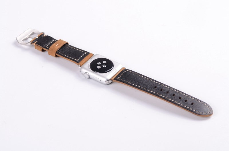 Genuine Leather Watch Band for Apple Watch