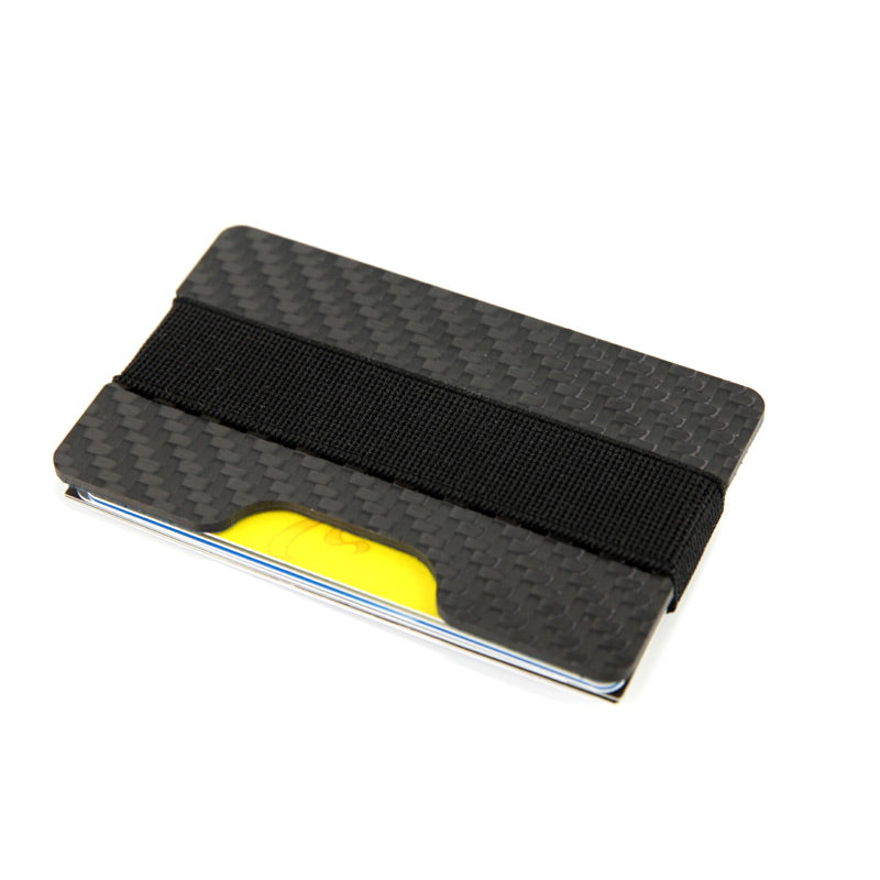 Carbon Fiber RFID Blocking Money Band