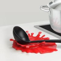 Sauce Splatter Spoon Holder