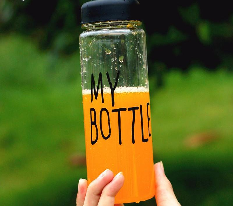 My Bottle 500 ml Sport Plastic Water Bottle