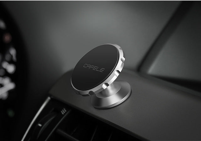 360 Rotation Magnet Smartphone Car Stand