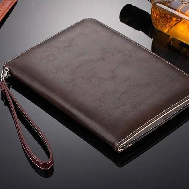 Retro Leather Briefcase Cover iPad Air 1/ 2 and iPad 5/ 6