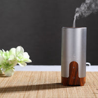 Wooden USB Car Aroma Diffuser