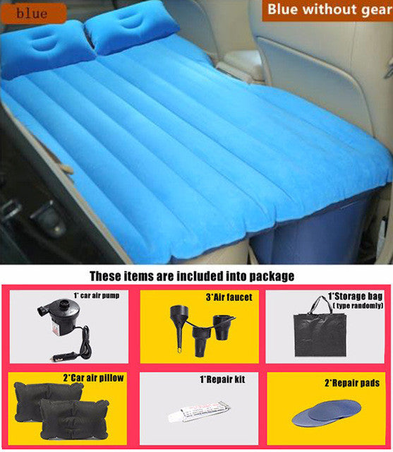 Car Back Seat Air Mattress