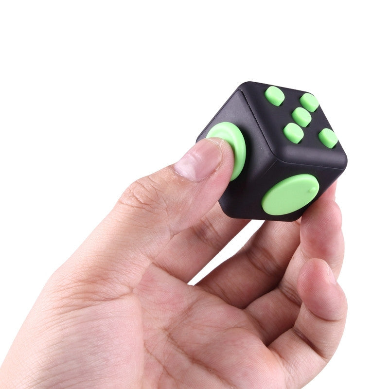 Stress Reliever - Squeeze Cube