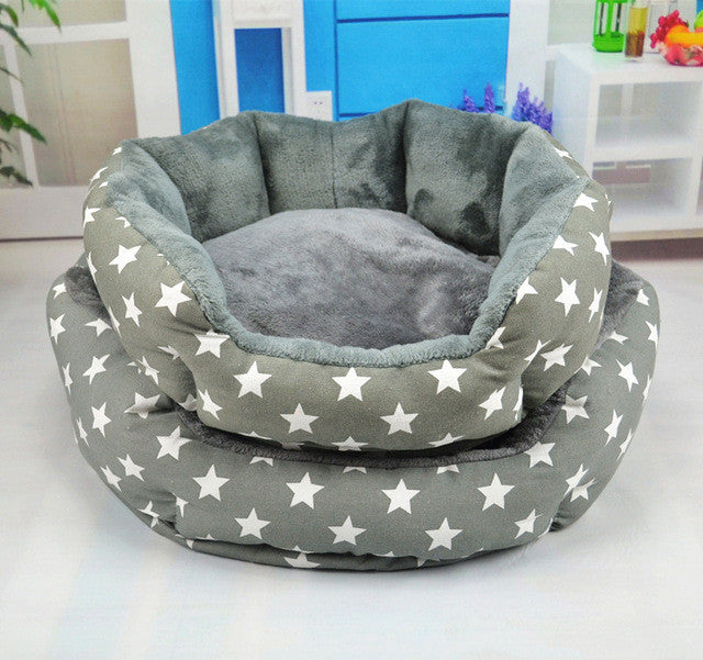 Dog-Cat Soft Cushion Bed