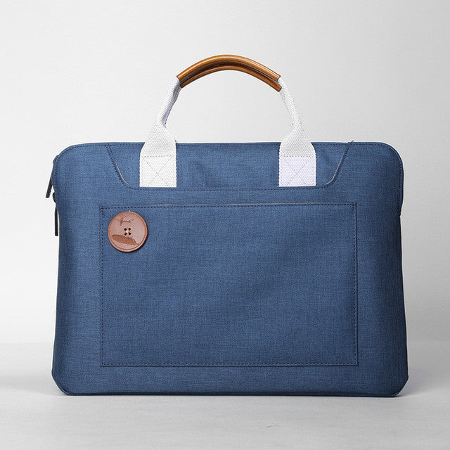 D-Park Slim & Light Laptop Messenger Bag
