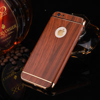 Wood Grain iPhone 6/ 6s/ 6 Plus/ 6s Plus Case