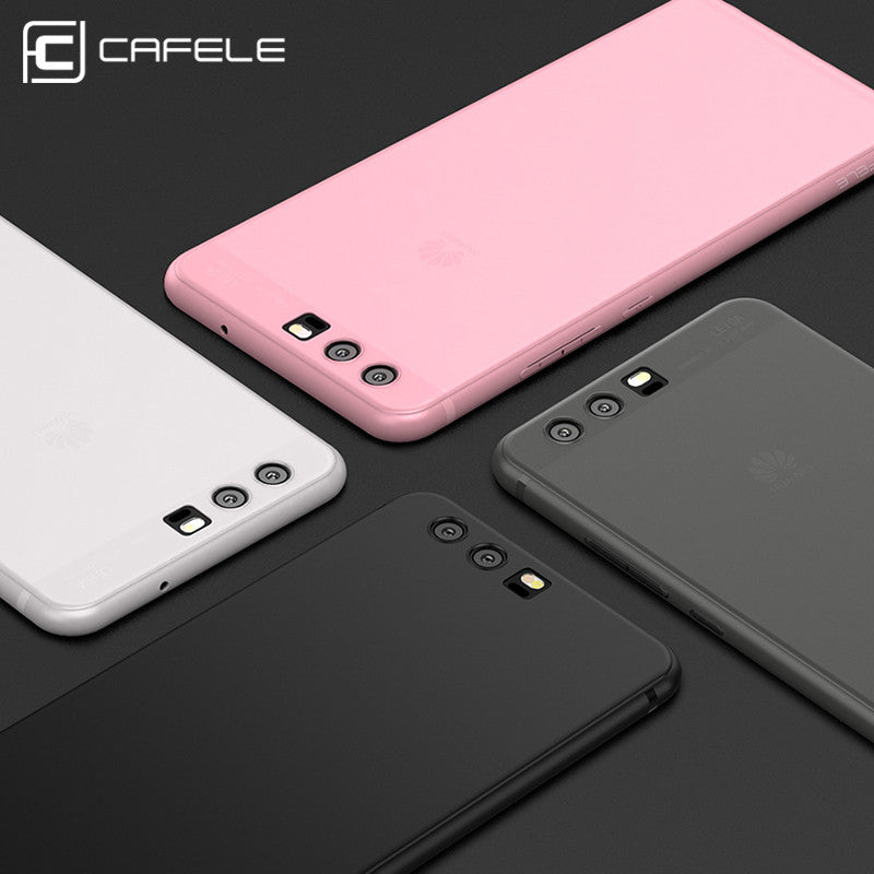 Wish to make your Huawei P10 or P10 Plus look elegant, but also protect it from unwanted damage? The Cafele case is perfect for you!