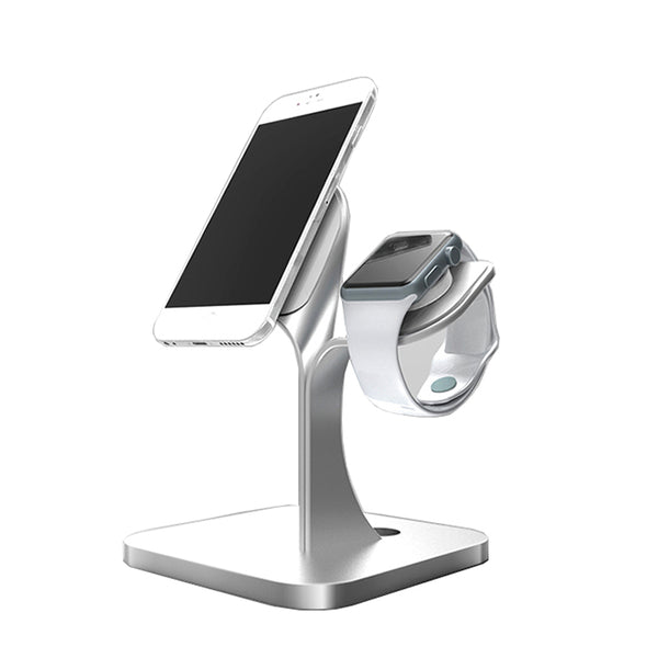 Micro-Suction Smartphone/Watch Stand