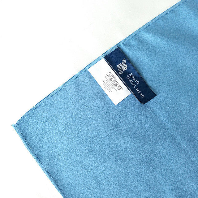 Microfiber Towel Zipsoft
