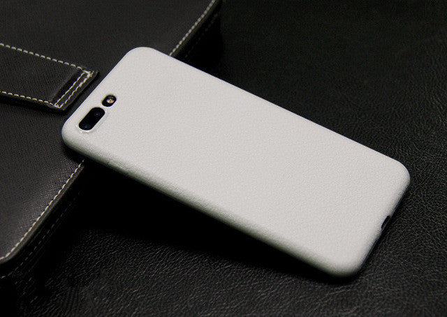 iPhone Ultra Thin Back Cover Case