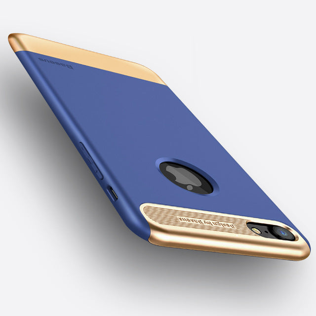 Luxury Full Coverage Protective Case for iPhone