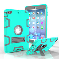 Kickstand Silicone Case for iPad Mini 1/2/3