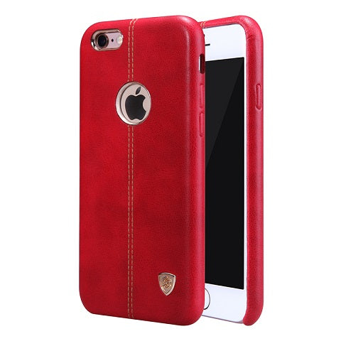 Leather Case for iPhone 6 6s with magnetic phone holder