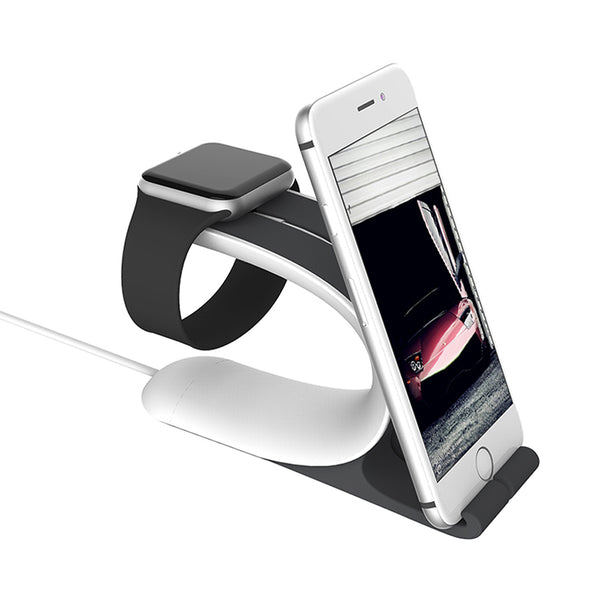 Charging Station for Smartphone and Apple Watch