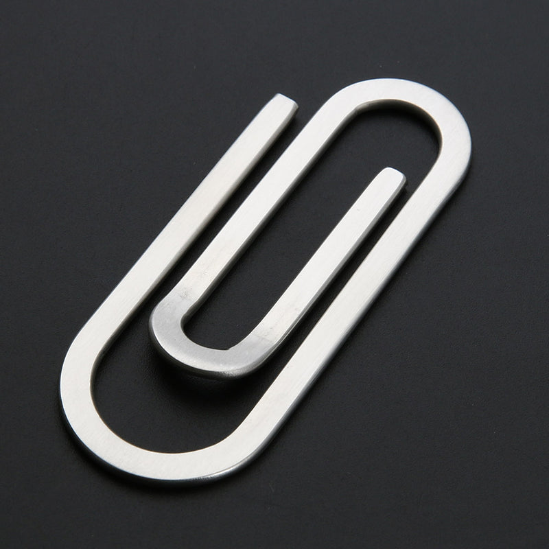 XL Paper Clip Money/Card Holder