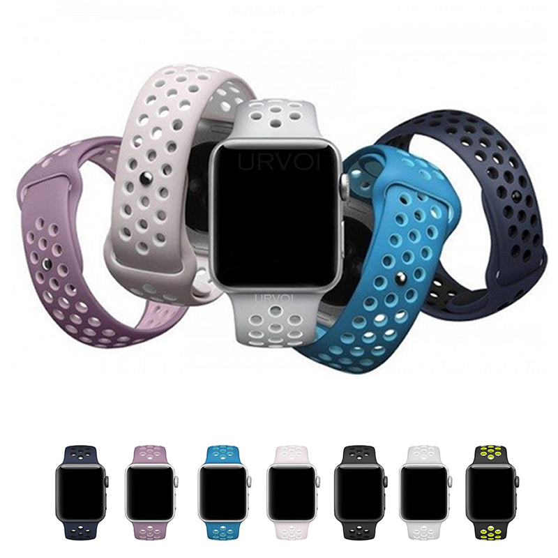 URVOI Breathable Band for Apple Watch