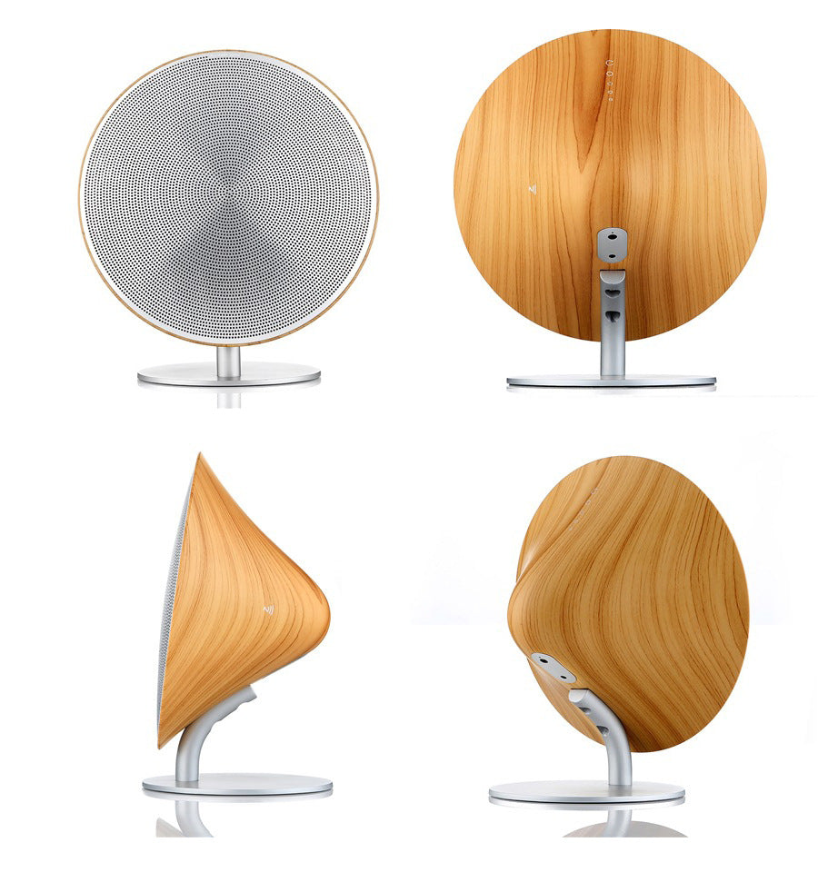 Wireless Bluetooth Wooden Speaker