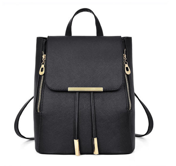 Fashionable Eco-Friendly Leather Backpack For Women