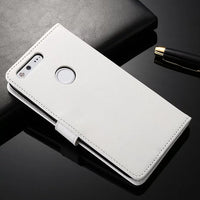 Luxury Flip PU Leather Case for Google Pixel/ XL
