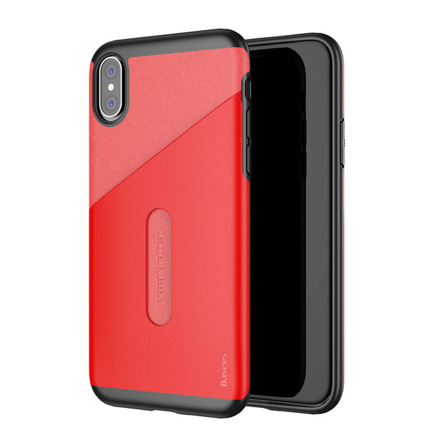 Card Pocket Case for iPhone X