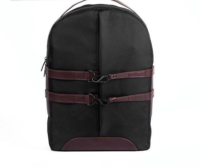 Unisex Waterproof School Backpack
