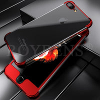 Luxury Transparent Silicone Case for iPhone 7 7 Plus 8 8 Plus